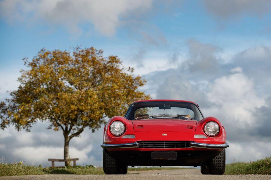 Dino 246 GT - Immagine Artcurial