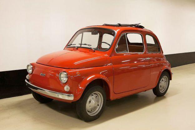 Fiat 500 R - Immagine Artcurial