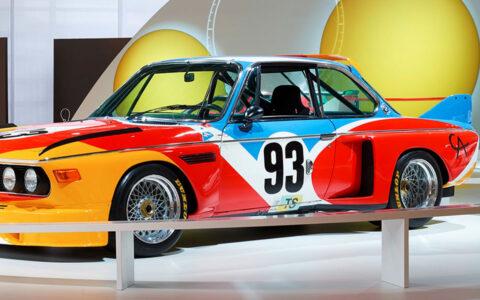 BMW Art Car Project – Parte 1 – La nascita