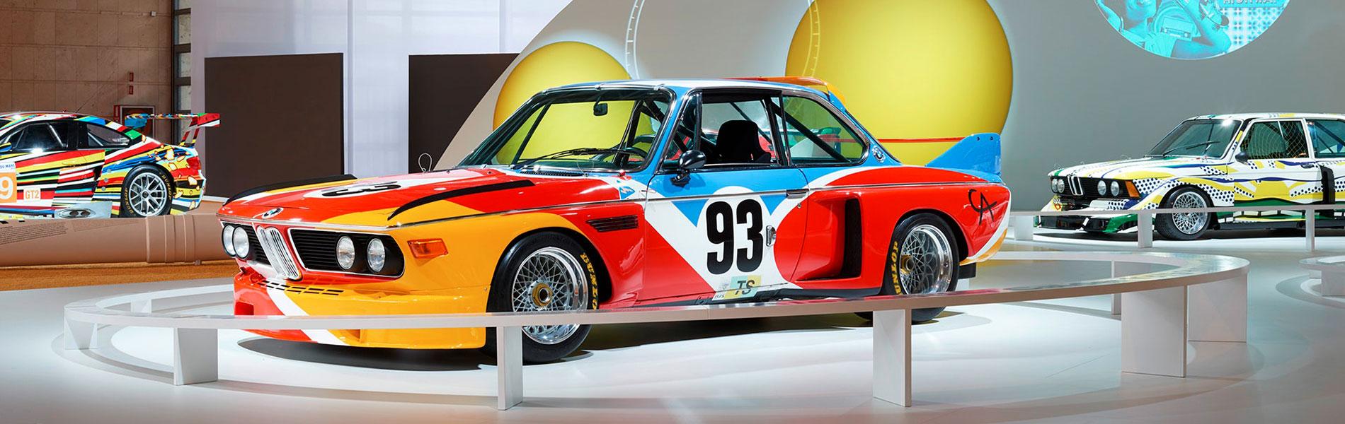 BMW Art Car Project - © BMW Group