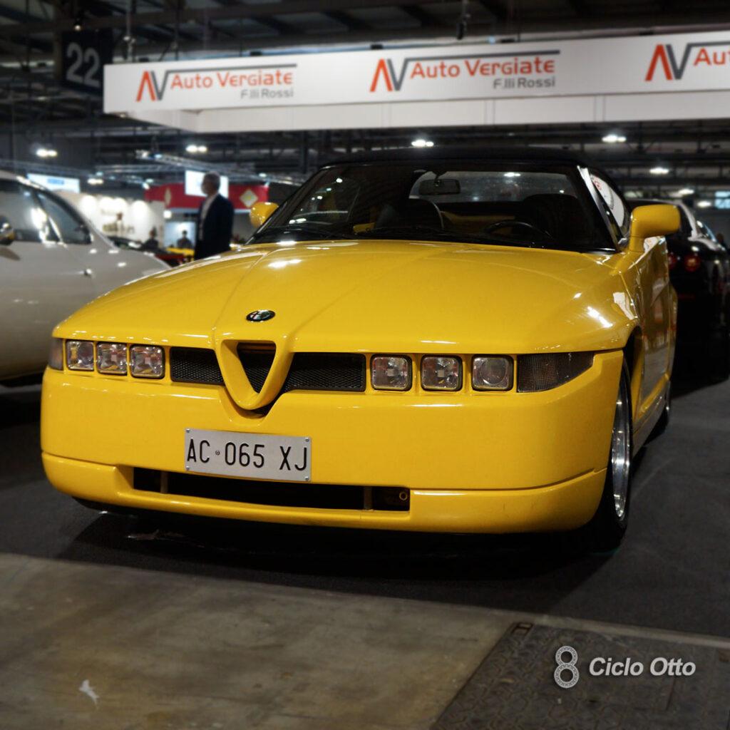 Alfa Romeo RZ - © Ciclootto.it