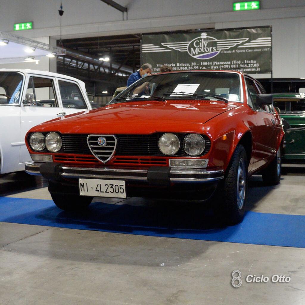 Alfa Romeo Alfetta GT 1.6 - © Ciclootto.it