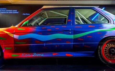 BMW Art Car Project – Parte 2 – Gli anni 80