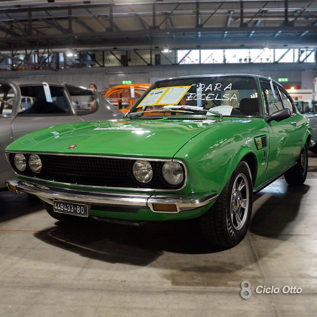 Fiat Dino Coupé 2400 - 1971 - © Ciclootto.it