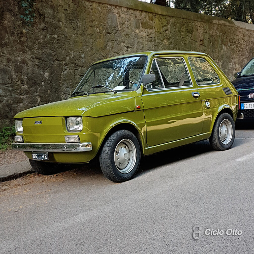 Fiat 126 (1972) - © Ciclootto.it