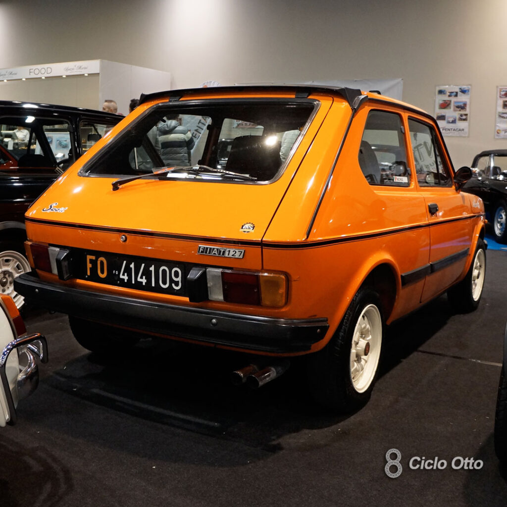 Fiat 127 Sport - © Ciclootto.it
