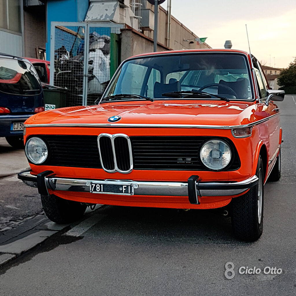 BMW 2002 Tii - © Ciclootto.it