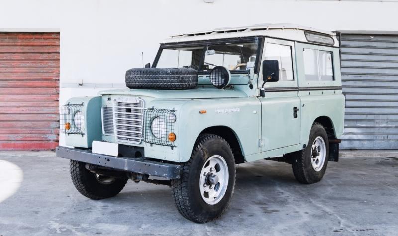 Asta Bolaffi - Lotto 13 - Land Rover Defender 88 III