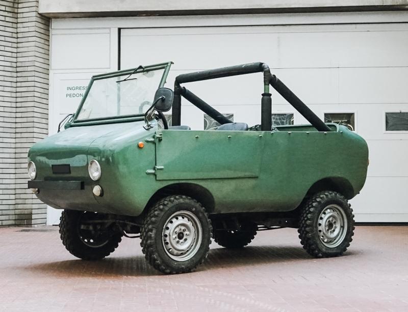 Asta Bolaffi - Lotto 14 - Ferves Ranger 4x4