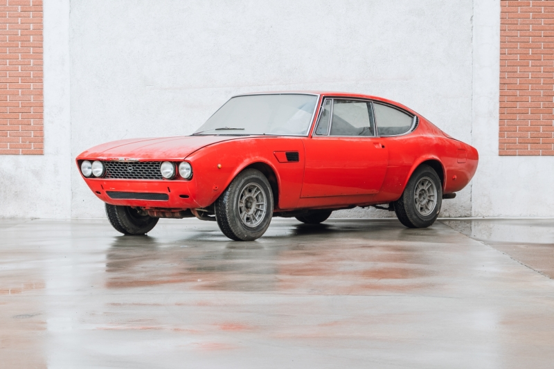 Asta Bolaffi - Lotto 38 - Fiat Dino Coupé