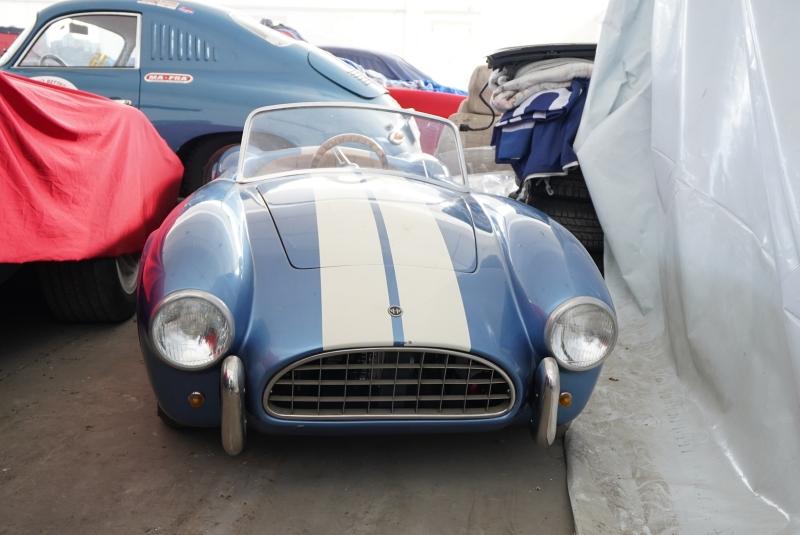 Asta Bolaffi - Lotto 41 - Go-Kart - AC Cobra