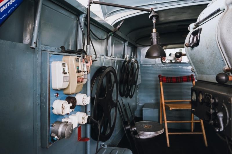 Asta Bolaffi - Lotto 44 - Lancia Jolly Cinema- Interno