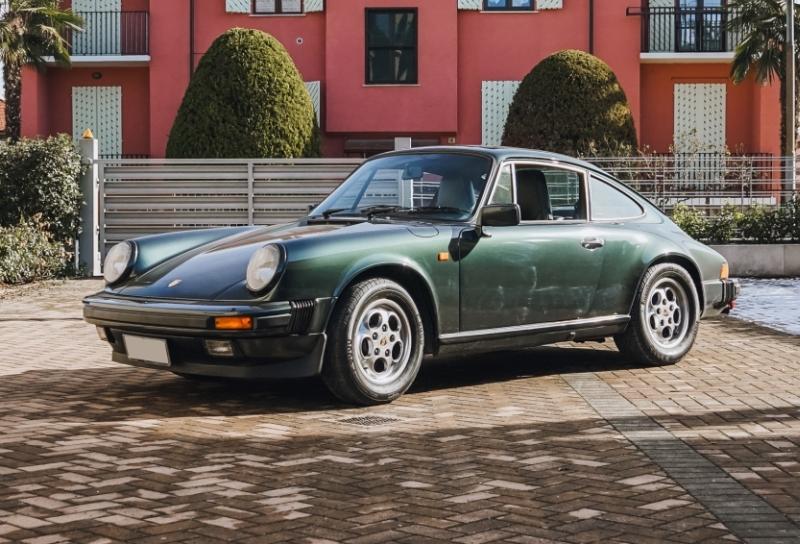 Asta Bolaffi - Lotto 48 - Porsche 911 3.2