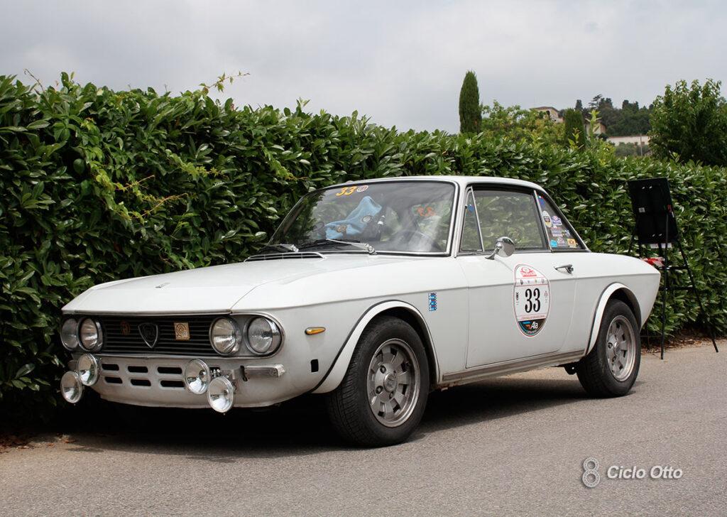 Lancia Fulvia HF - Le analogie con il design di Michelotti