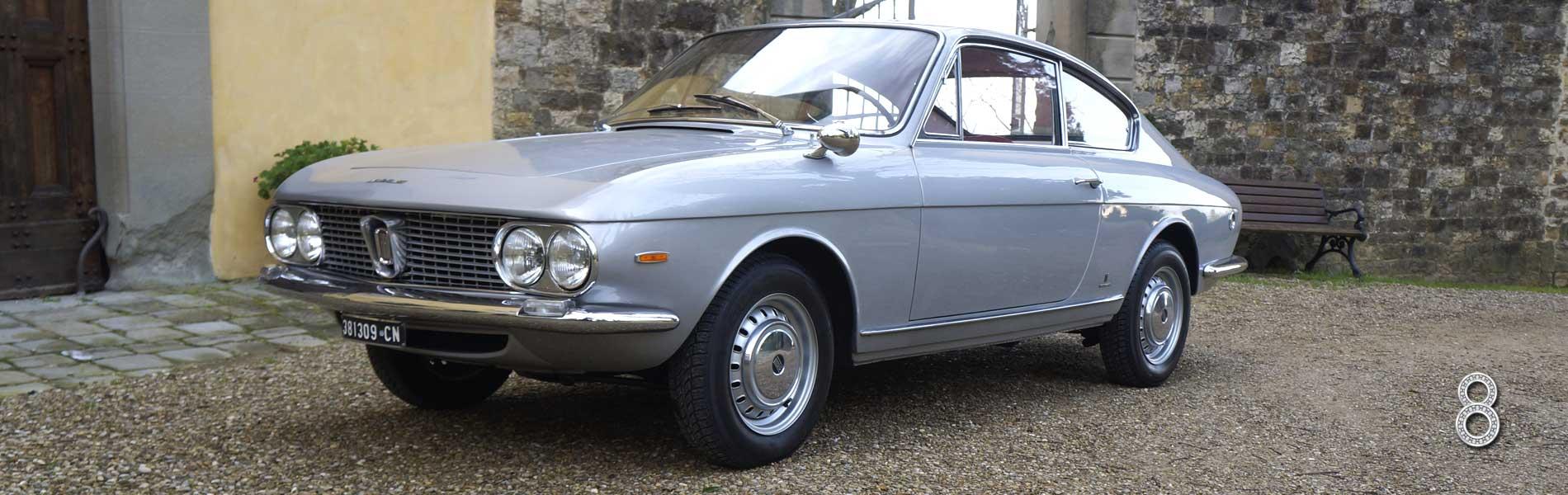 Fiat 1300 S Coupé Vignale