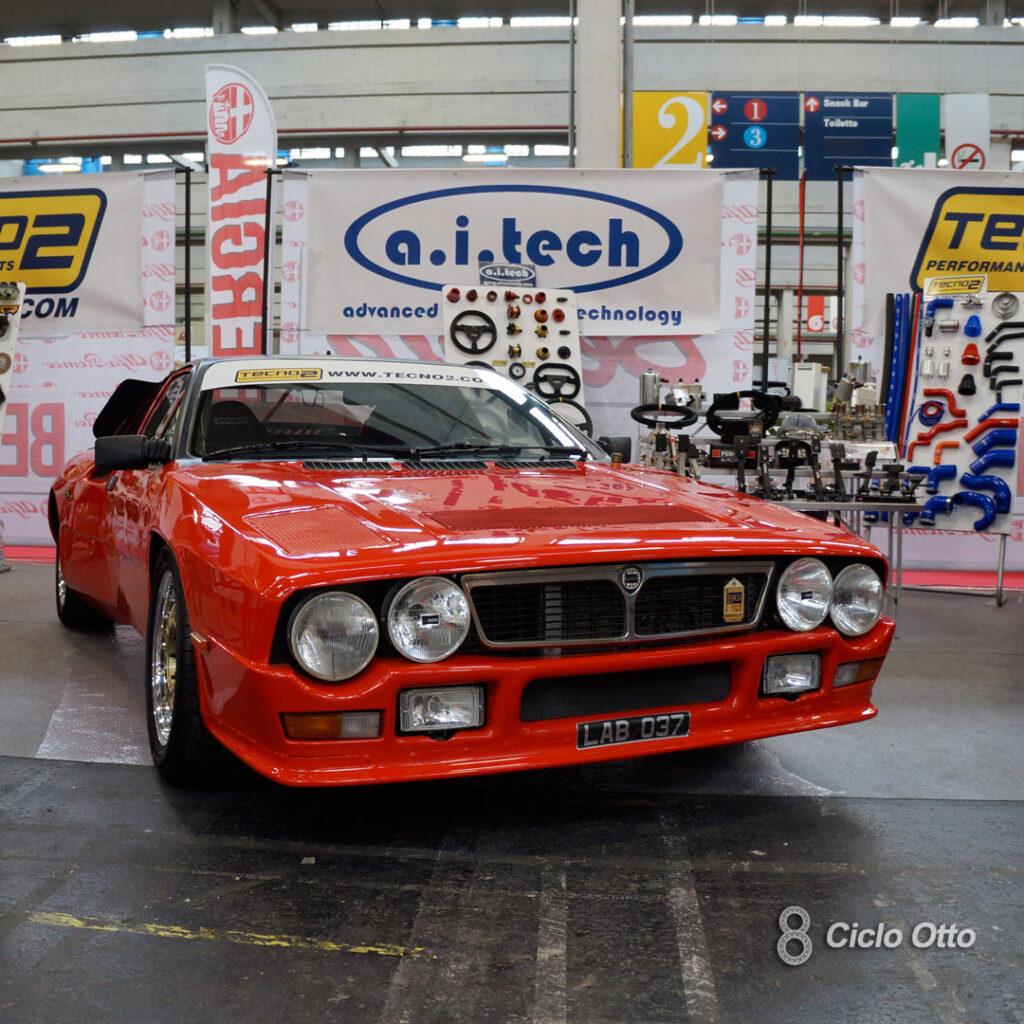 Lancia Abarth SE037 - Automotoretrò 2019 - © Ciclootto.it