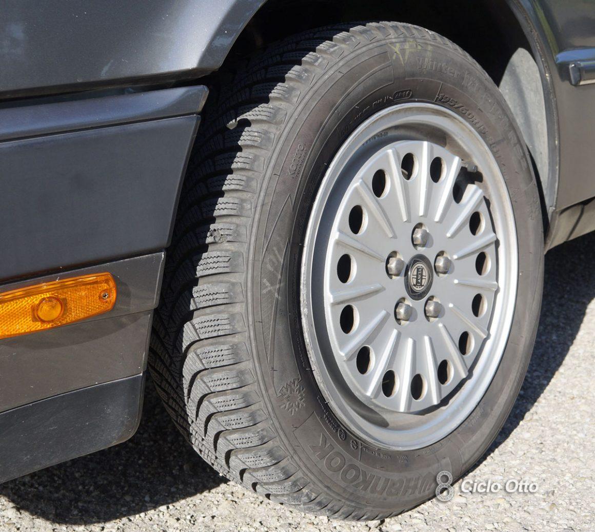Lancia Thema Limousine - Telaio 009 - Dettaglio anteriore