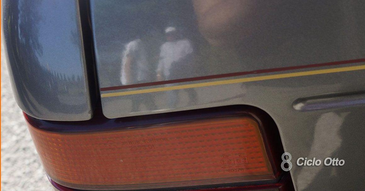 Lancia Thema Limousine - Telaio 009 - Immagine Ciclootto.it