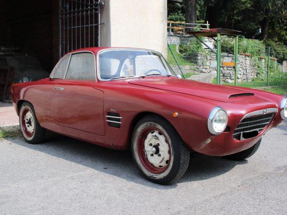 Lancia Appia Coupé Motto - Immagine Finarte