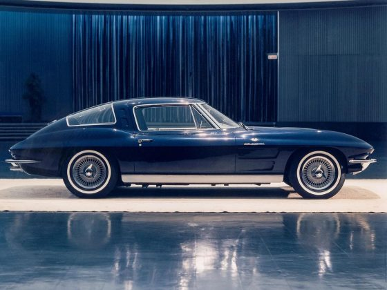 Chevrolet Corvette 2+2 XP-796 - Immagini Instagram @Generalmotorsdesign