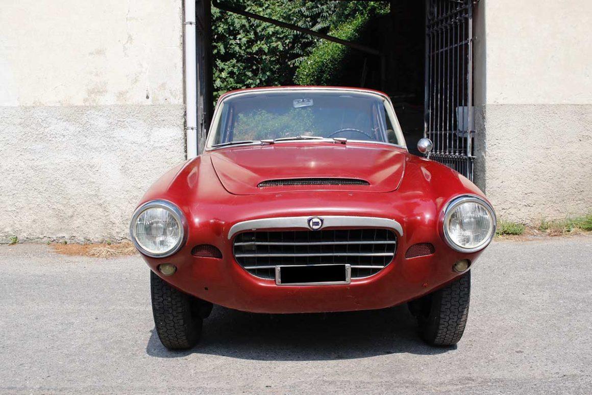 Lancia Appia Coupé Motto - Asta Finarte - Immagine Finarte