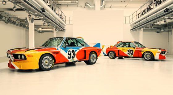 BMW Art Car Calder - Artist' Proof