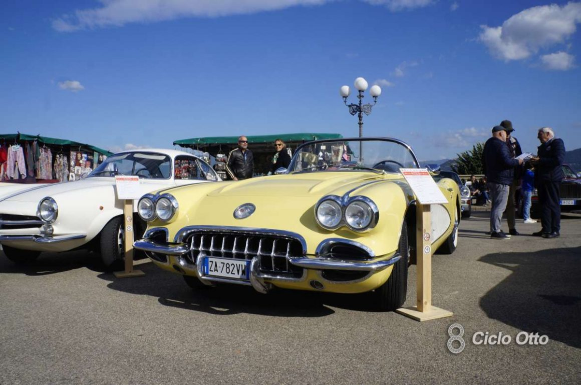 Chevrolet Corvette C2 - Strade Bianche Vino Rosso 2021
