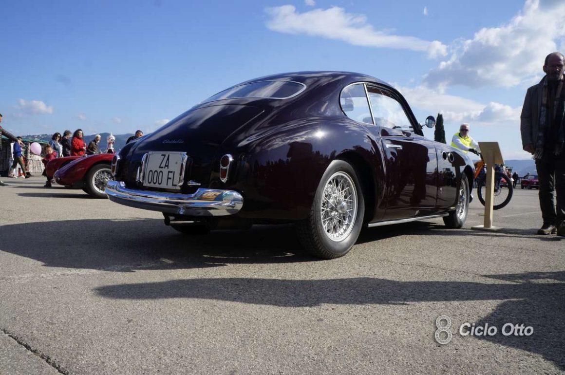 Cisitalia 202 Berlinetta - Strade Bianche Vino Rosso 2021