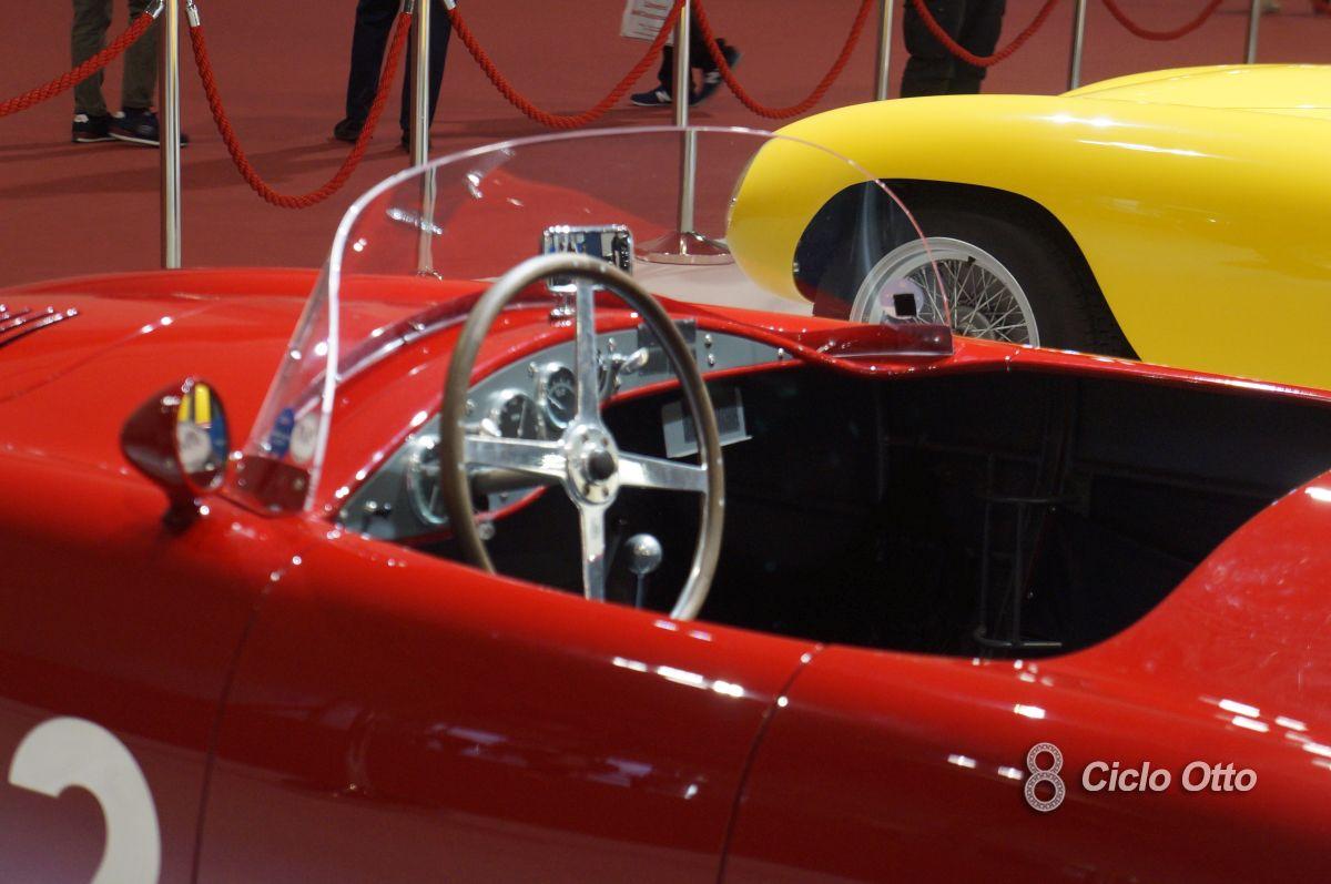 Osca MT4 e Ferrari 750 Monza - Milano Autoclassica 2021 - Immagine © Ciclootto.it