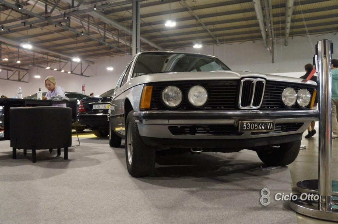 BMW 320 - Milano Autoclassica 2021 - Immagine © Ciclootto.it