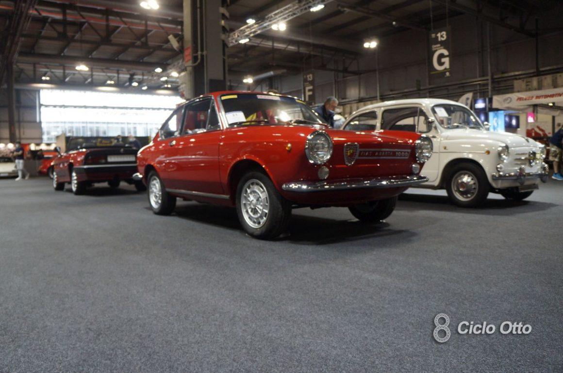 Fiat-Abarth OT 1000 - Asta Wannenes- Milano Autoclassica 2021 - Immagine © Ciclootto.it