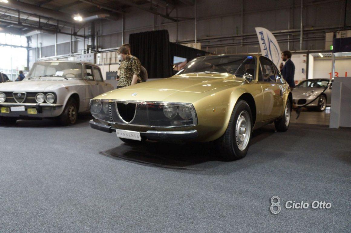 Alfa Romeo GT Junior 1300 Zagato - Asta Wannenes- Milano Autoclassica 2021 - Immagine © Ciclootto.it