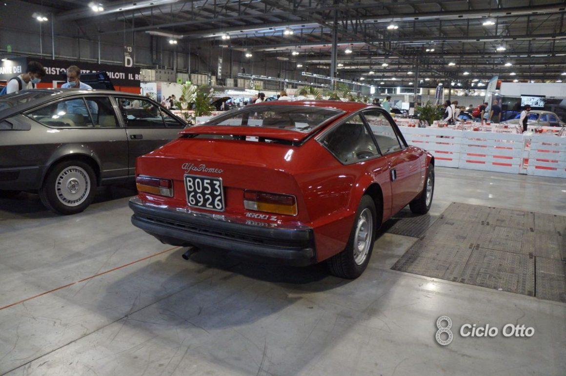 Alfa Romeo GT Junior 1600 Zagato