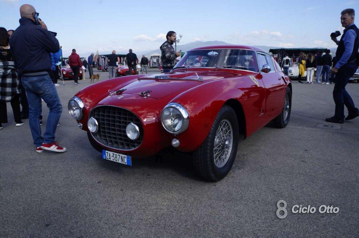 Ferrari 250 MM - Strade Bianche Vino Rosso 2021