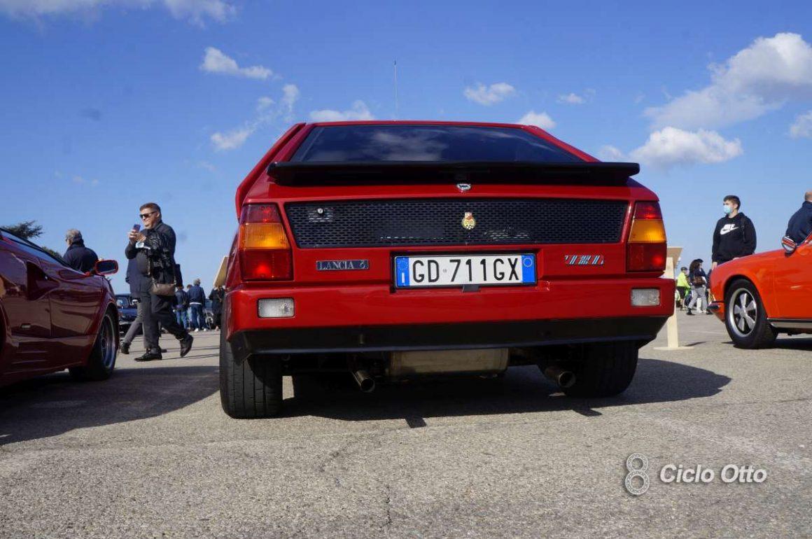 Lancia Delta S4 - Strade Bianche Vino Rosso 2021