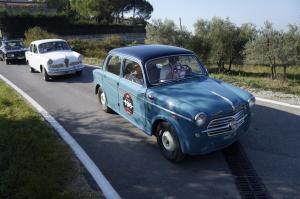 Fiat 1100-103 - Strade bianche vino rosso