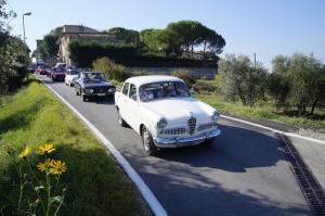 Alfa Romeo Giulietta Sprint - Strade bianche vino rosso 2018