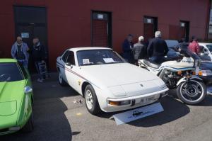 Porsche 924 Martini
