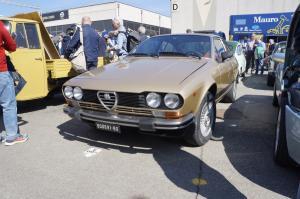 Alfa Romeo Alfetta GTV