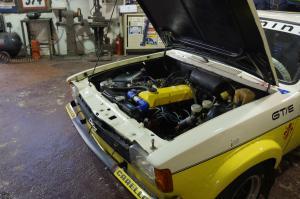 Opel Kadett GT/E - Carenini - Motore