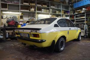 Opel Kadett GT/E - Carenini - Posteriore