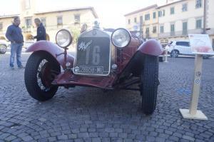 Alfa Romeo 6C 1750 SS Zagato  - Strade Bianche Vino Rosso 2019 - Impruneta
