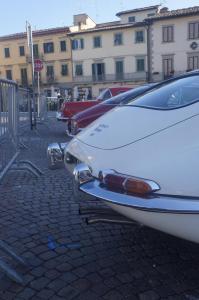 Jaguar E-Type - Strade Bianche Vino Rosso 2019 - Impruneta