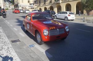 Fiat 1100 ES Pininfarina   - Strade Bianche Vino Rosso 2019 - Impruneta