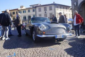 Aston Martin DB4 - Strade Bianche Vino Rosso 2019 - Impruneta