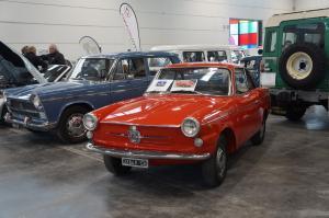 Fiat 600 Vignale