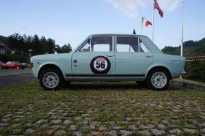 Fiat 128 - DSC0246 -  TargaAC Bologna 2020