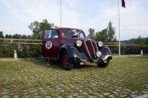 Fiat 508 C - DSC0255 -  TargaAC Bologna 2020