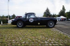 MG A FHC - DSC0273 -  TargaAC Bologna 2020