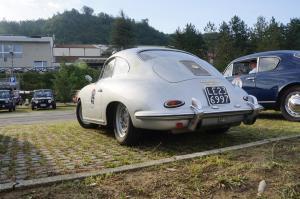 Porsche 356 - DSC0292 -  TargaAC Bologna 2020